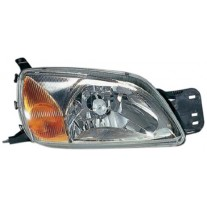 Far Mazda 121 (JASM/JBSM) 01.2000-12.2002+ Ford Fiesta/Courier 09.1999-12.2001 AL Automotive lighting partea dreapta, reglaj electric, tip bec H4