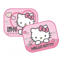Parasolare auto laterale Hello Kitty 35x44cm, 2buc.
