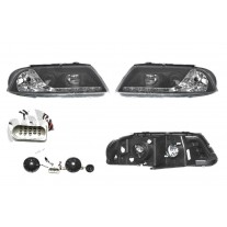 Set faruri tuning Volkswagen Passat Sedan+Estate (B5 (3B GP)) 11.2000-01.2005 BestAutoVest partea Dreapta+Stanga daytime running light