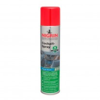 Spray curatare bord Nigrin spray intretinere elemente plastic Ocean 400ml