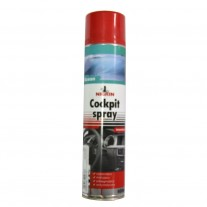 Spray curatare bord Nigrin spray intretinere elemente plastic Ocean 600ml
