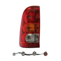 Stop spate lampa Toyota Hilux 01.2005- BestAutoVest partea Stanga