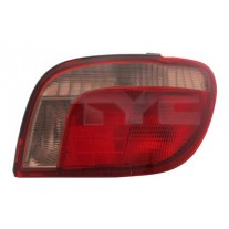Stop spate lampa Toyota Yaris Japanese production (CP10) 04.1999-03.2002 BestAutoVest partea Dreapta