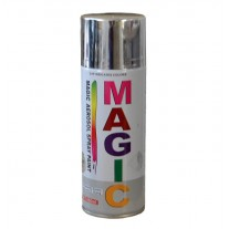 Spray vopsea MAGIC crom , 400 ml.